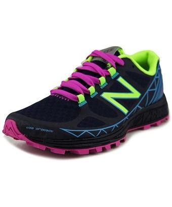 New Balance Wtsu Women D Round Toe Synthetic Black Trail Running