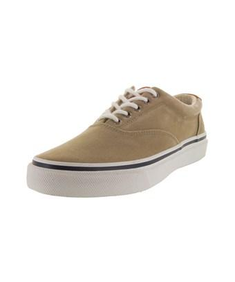 Sperry Top-sider Men's Striper Cvo Casual Shoe In Khaki