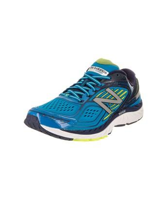New Balance Men's 860v7 Extra Wide 2e Running Shoe In Blue