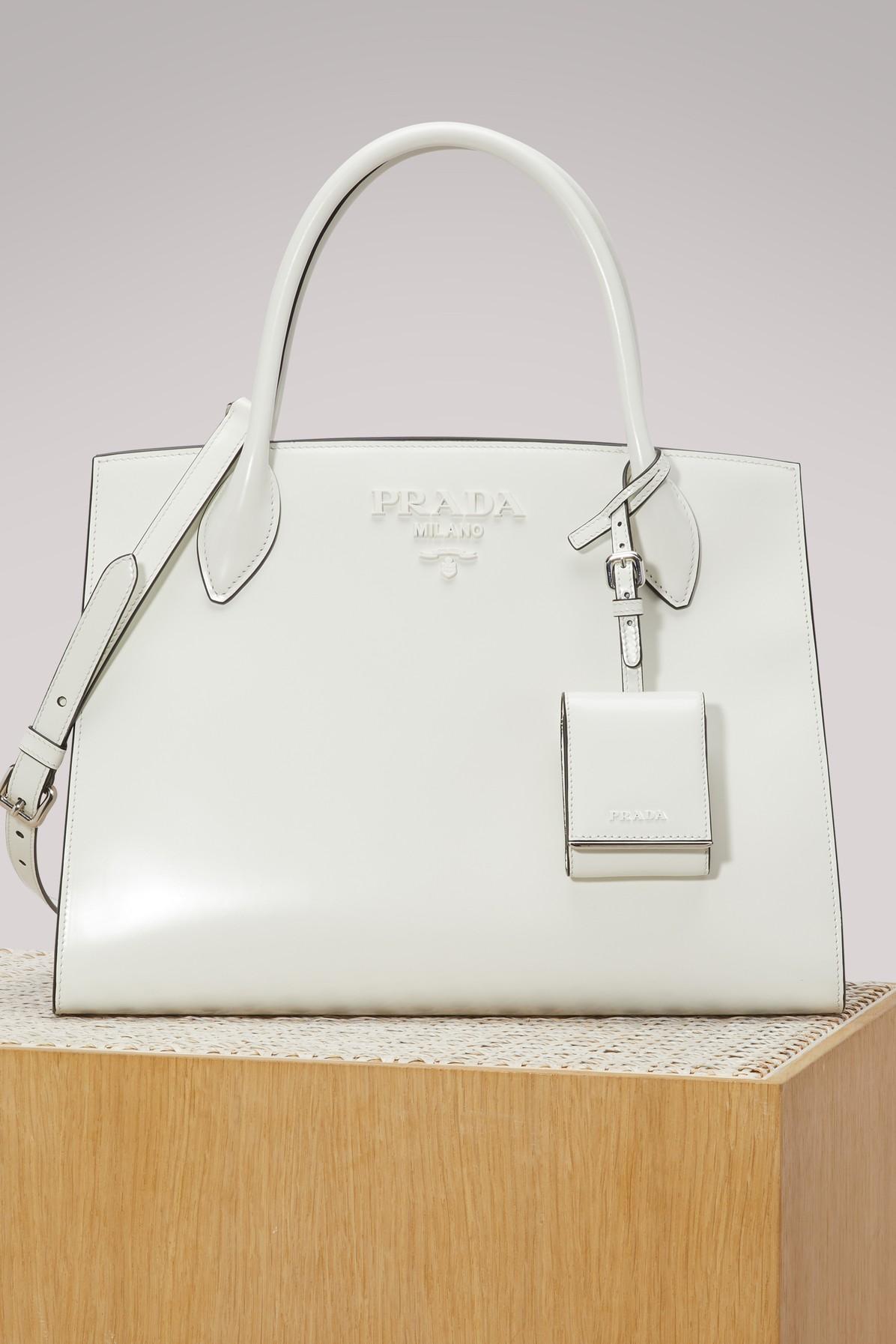 Prada Vernished Handbag