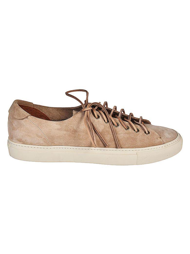 Buttero Classic Sneakers In Beige