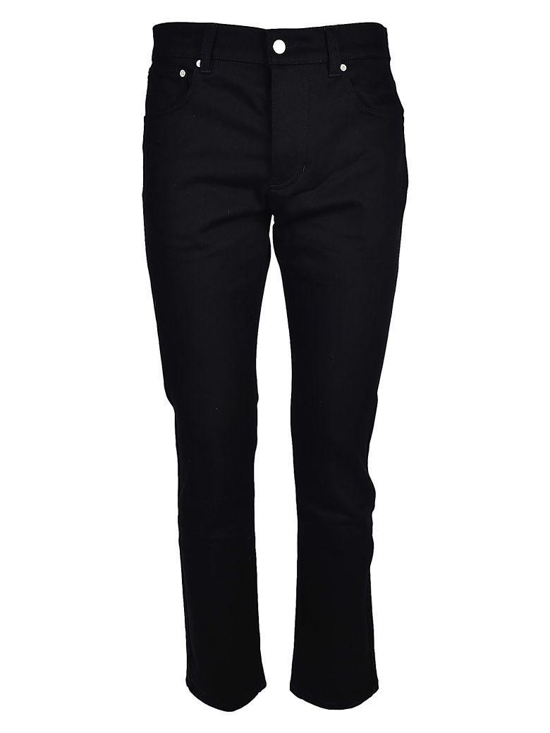 Ami Alexandre Mattiussi Slim Fit Jeans In Black