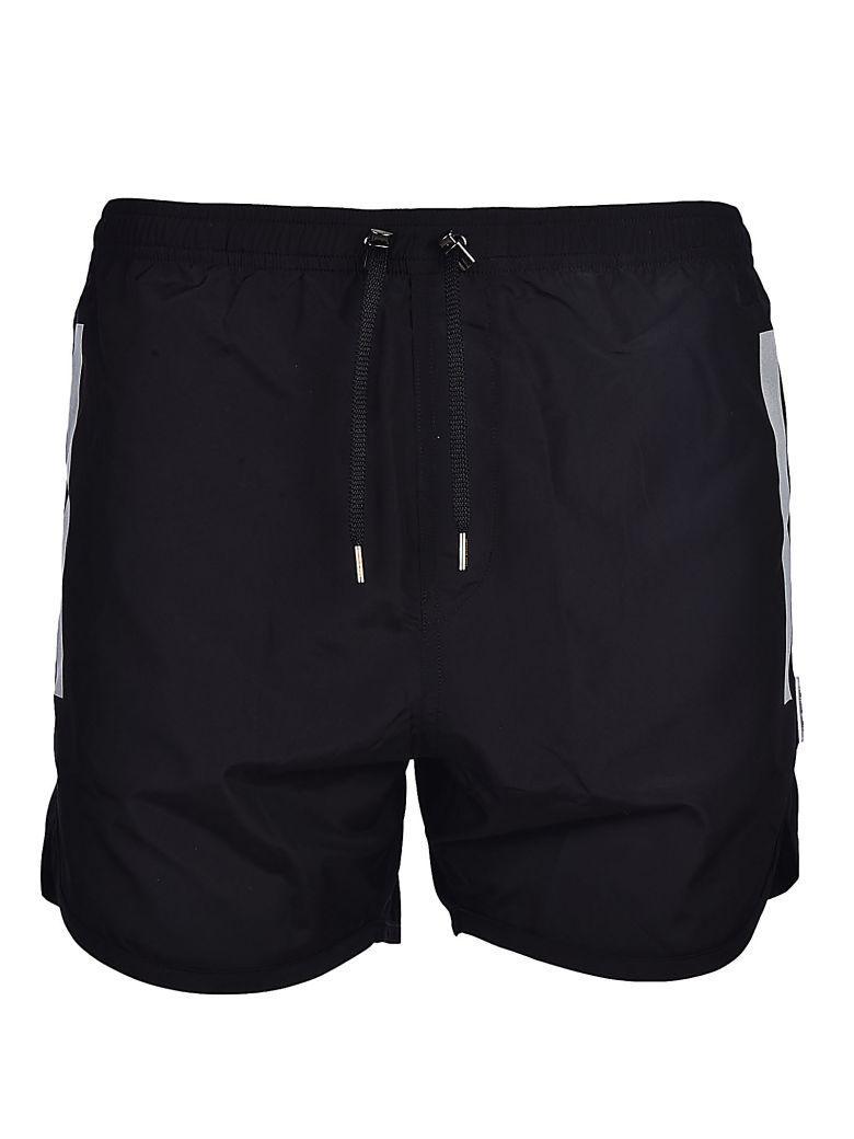 Neil Barrett Classic Shorts In Black