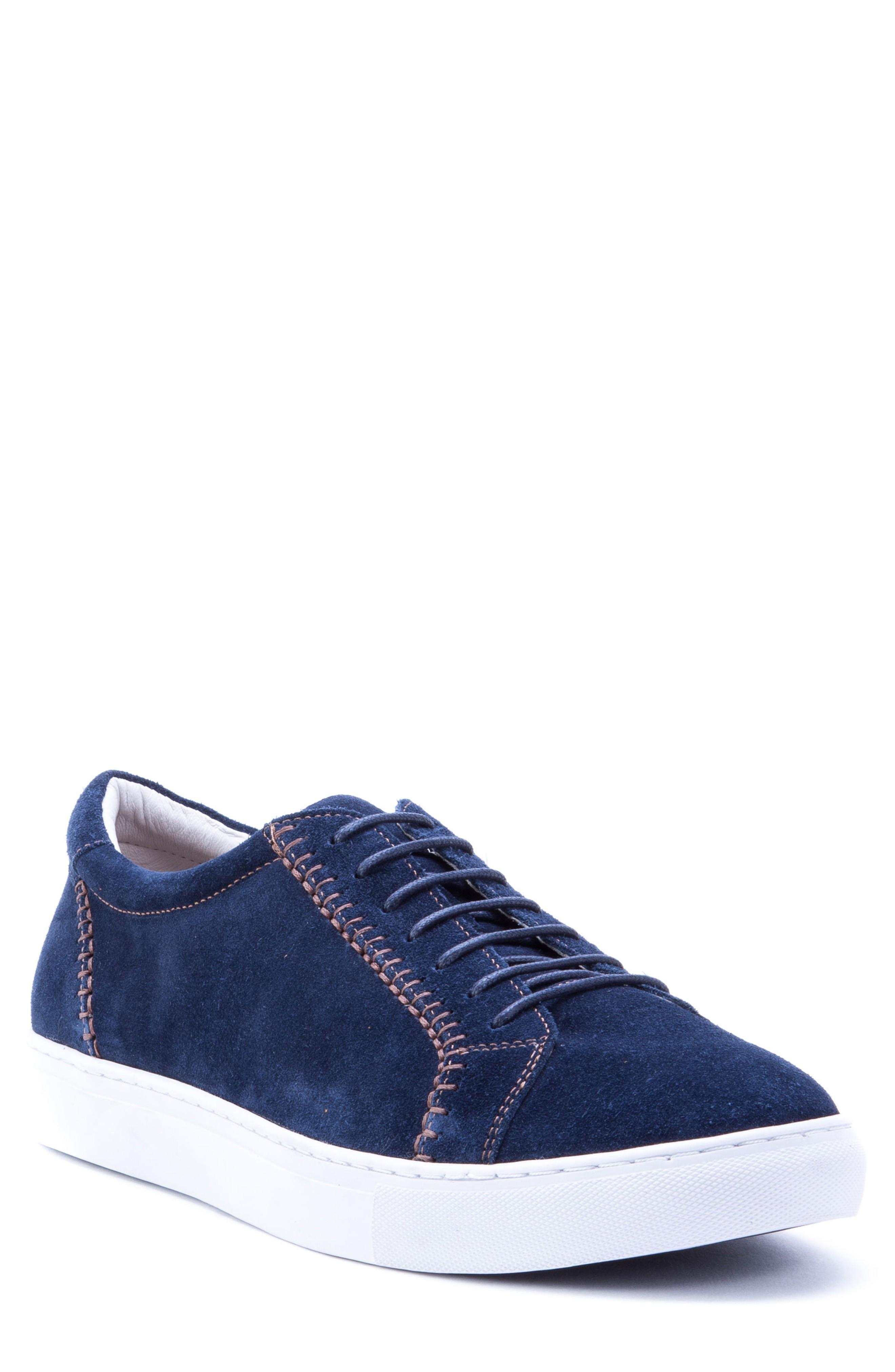 Robert Graham Calle Low Top Sneaker In Nocolor