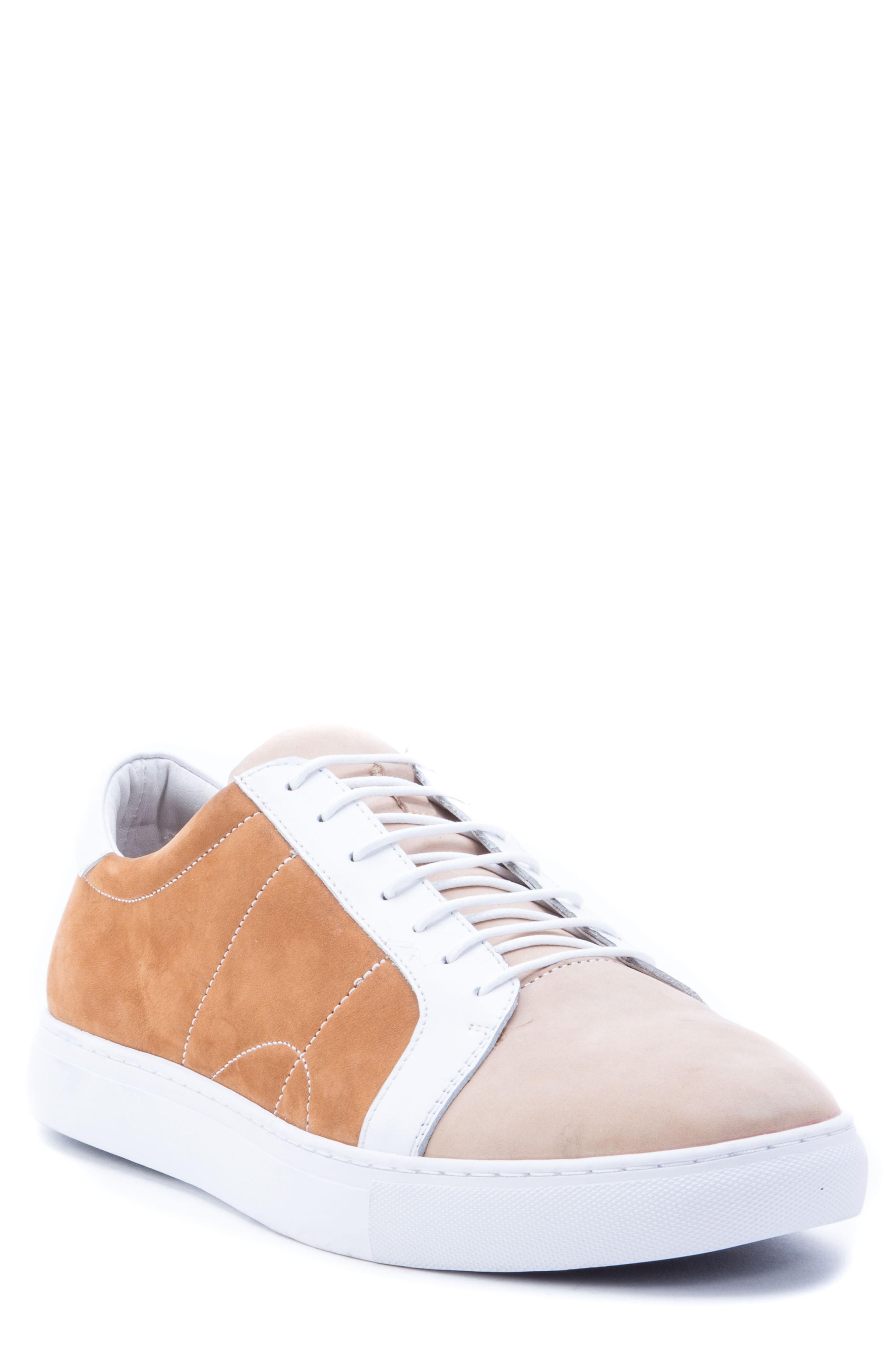 Robert Graham Gonzalo Low Top Sneaker In Nocolor
