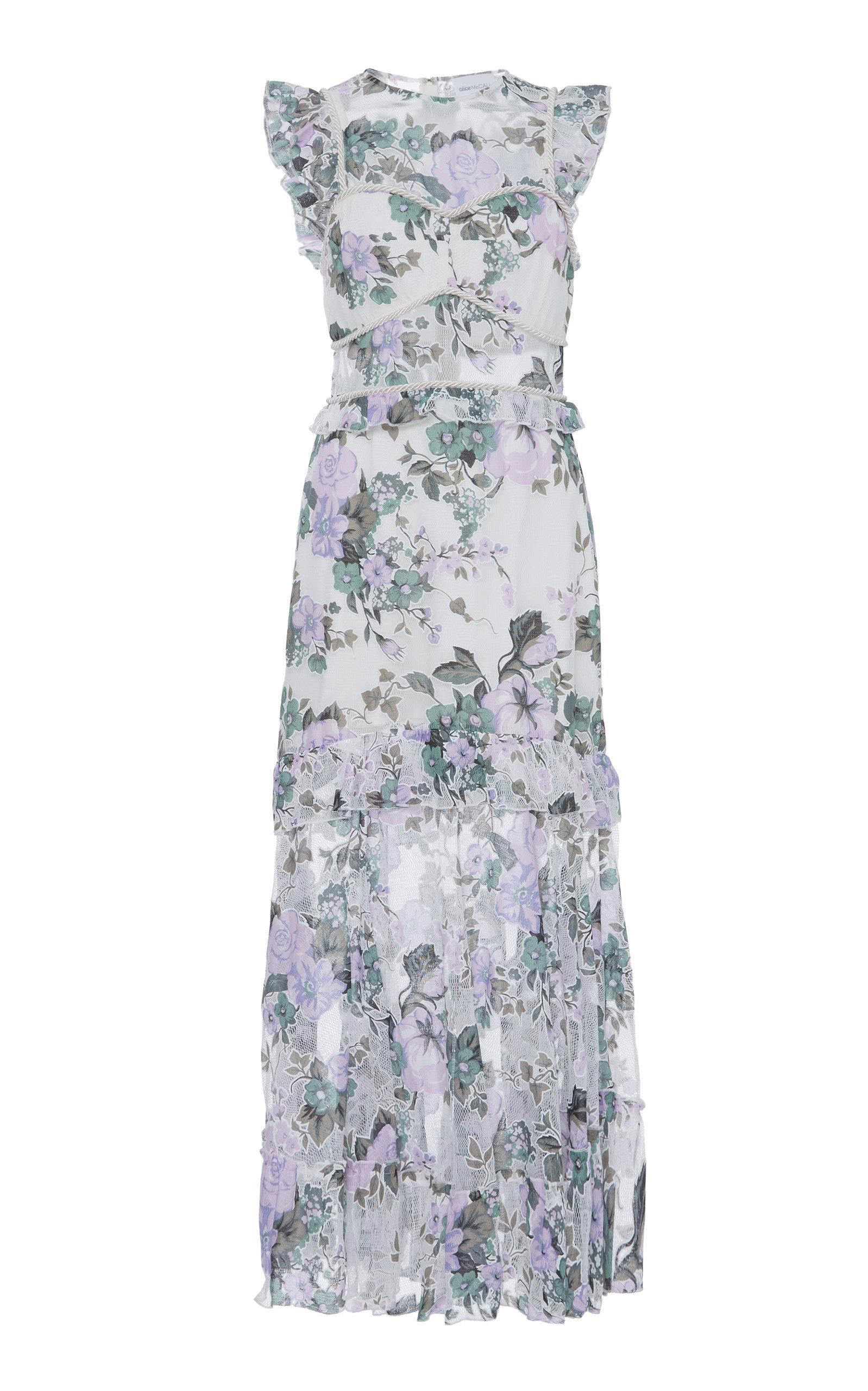 Alice Mccall Oh So Lovely Dress In Purple
