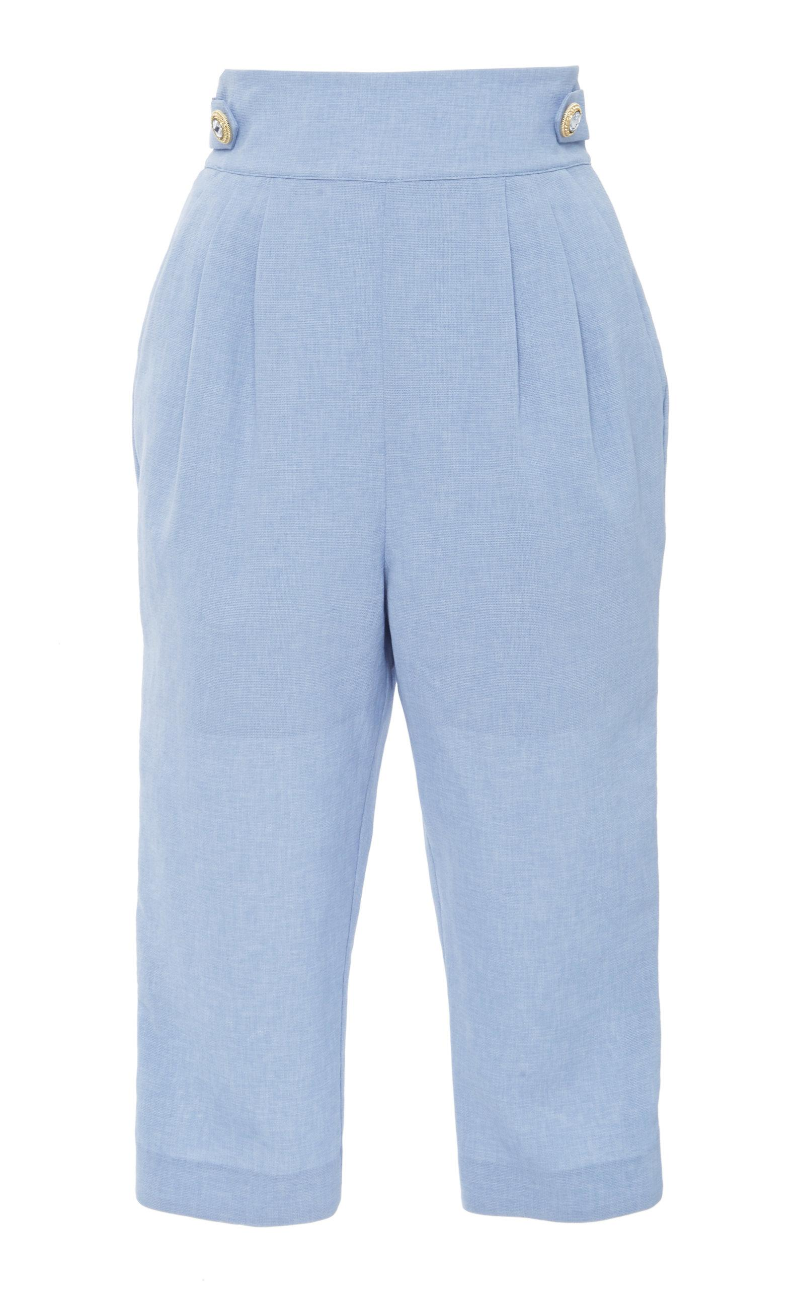 Alice Mccall Wishful Thinking Pants In Blue