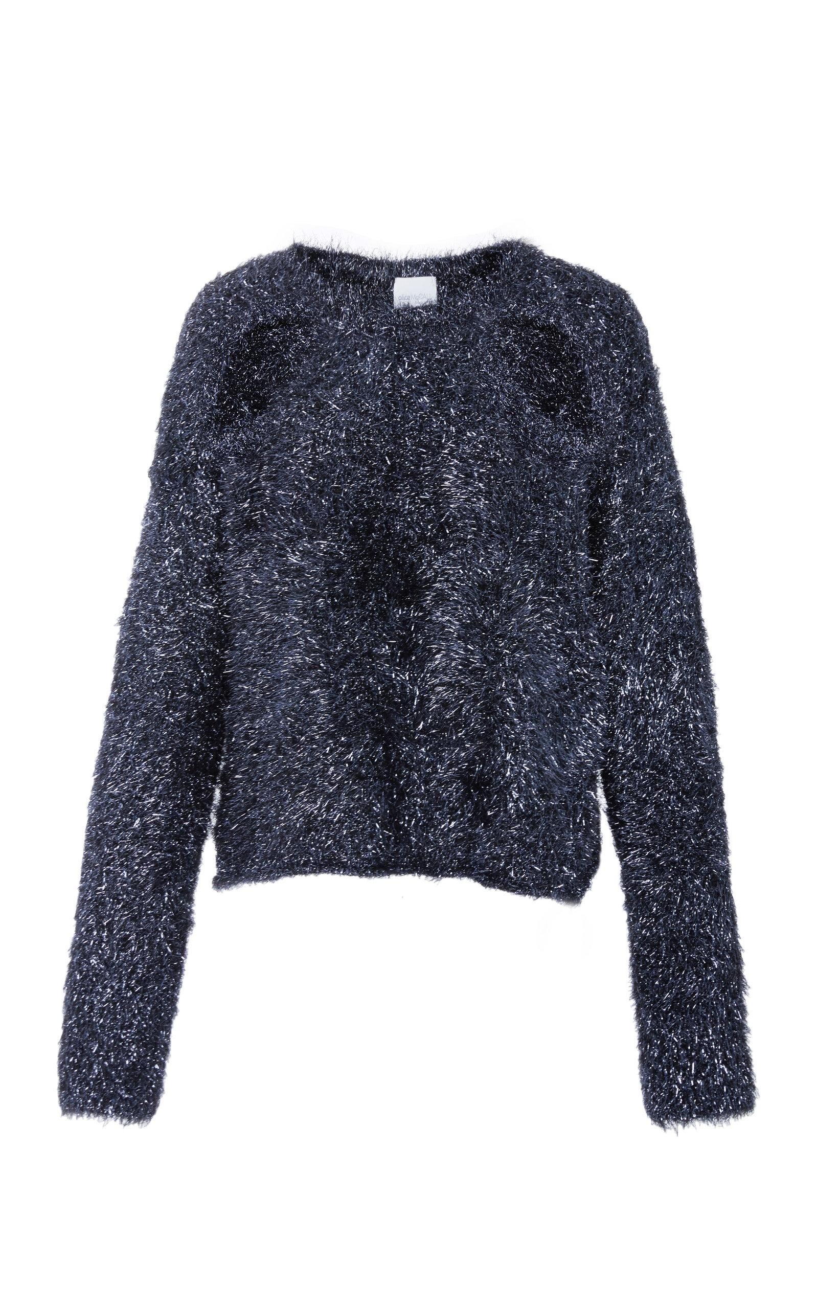 Alice Mccall On Hold Jumper In Black