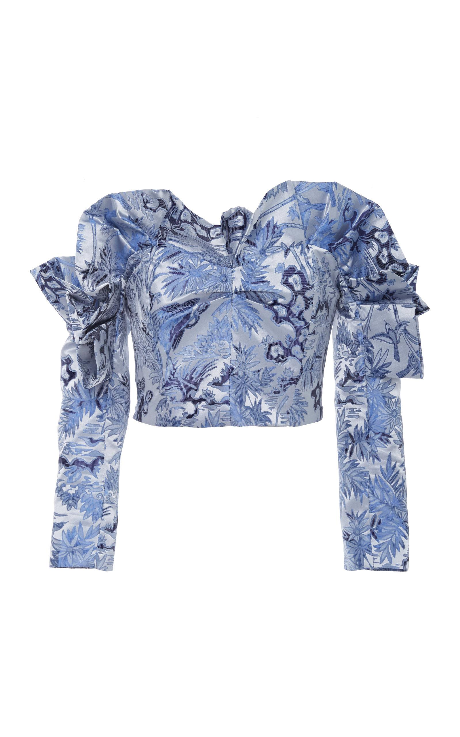 Alice Mccall Serenity Top In Print