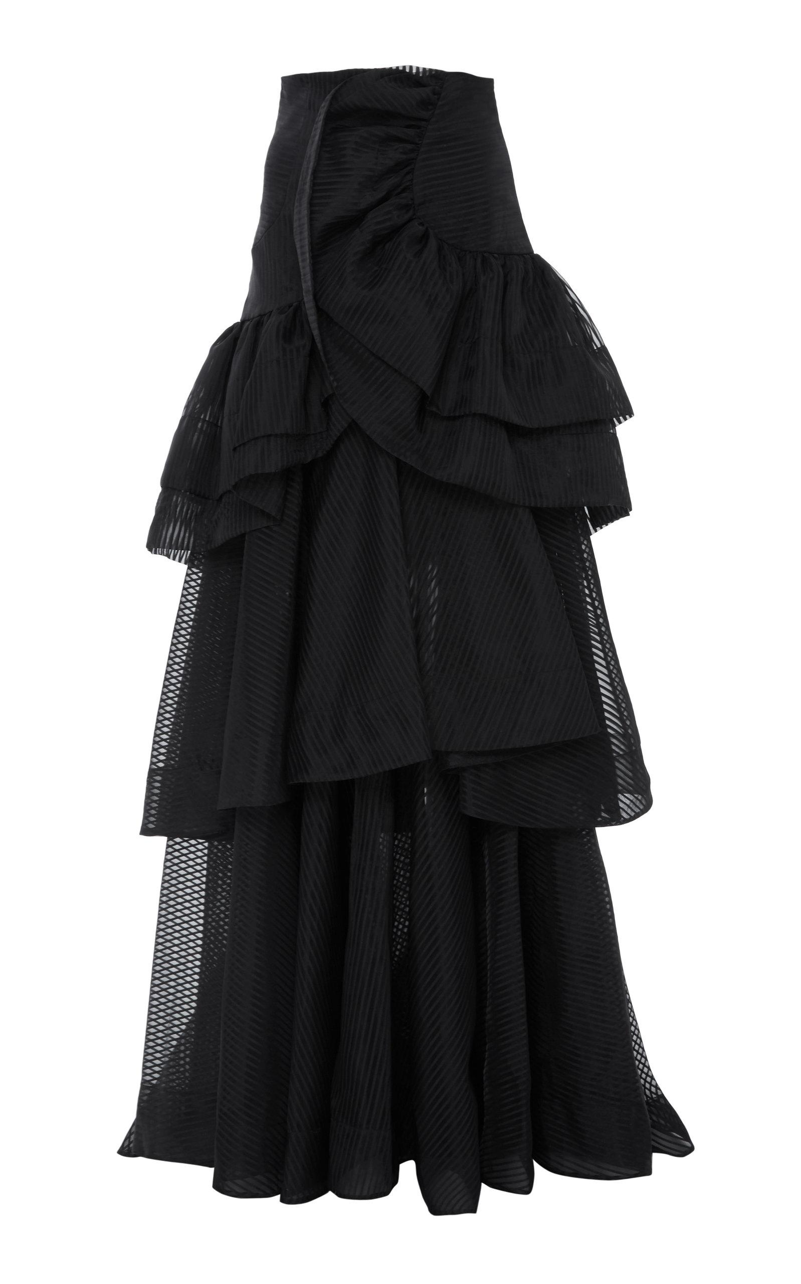 Alice Mccall Luxe Skirt In Black