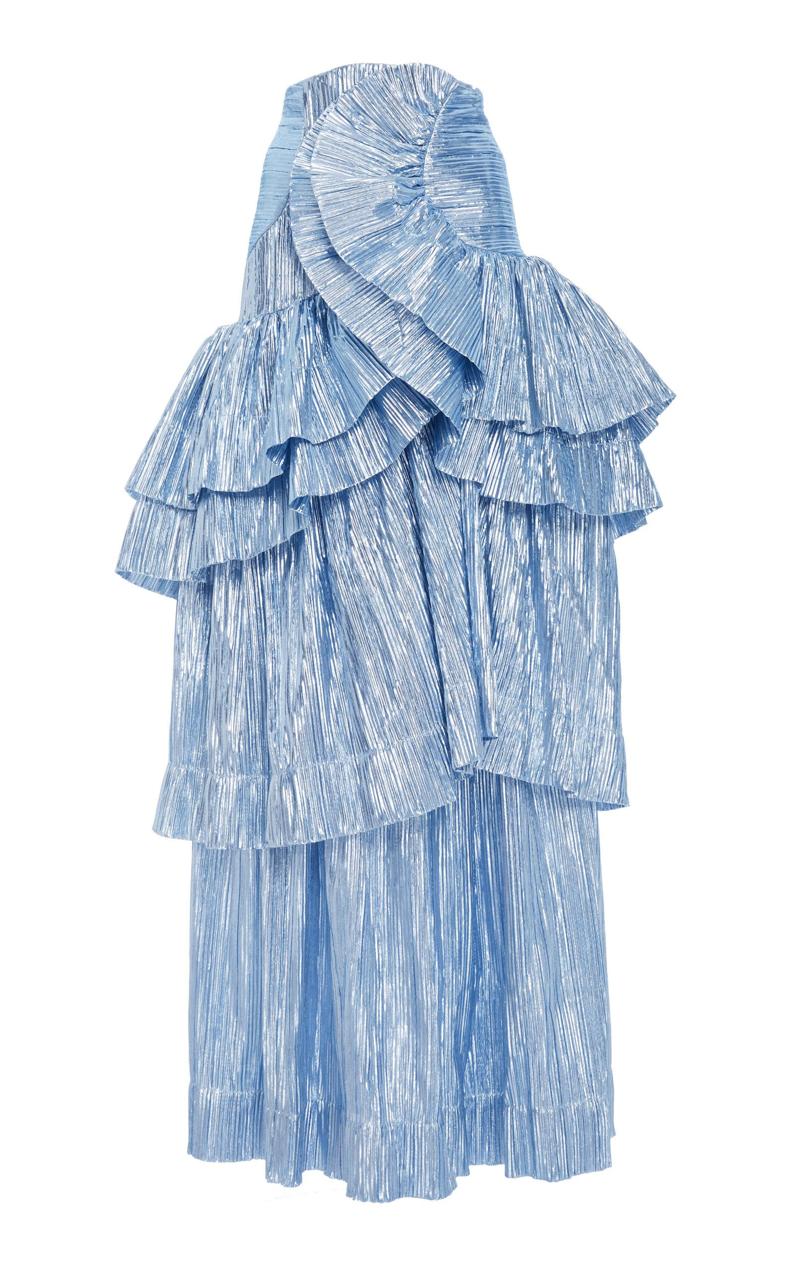 Alice Mccall The Future Is Female Skirt In Blue