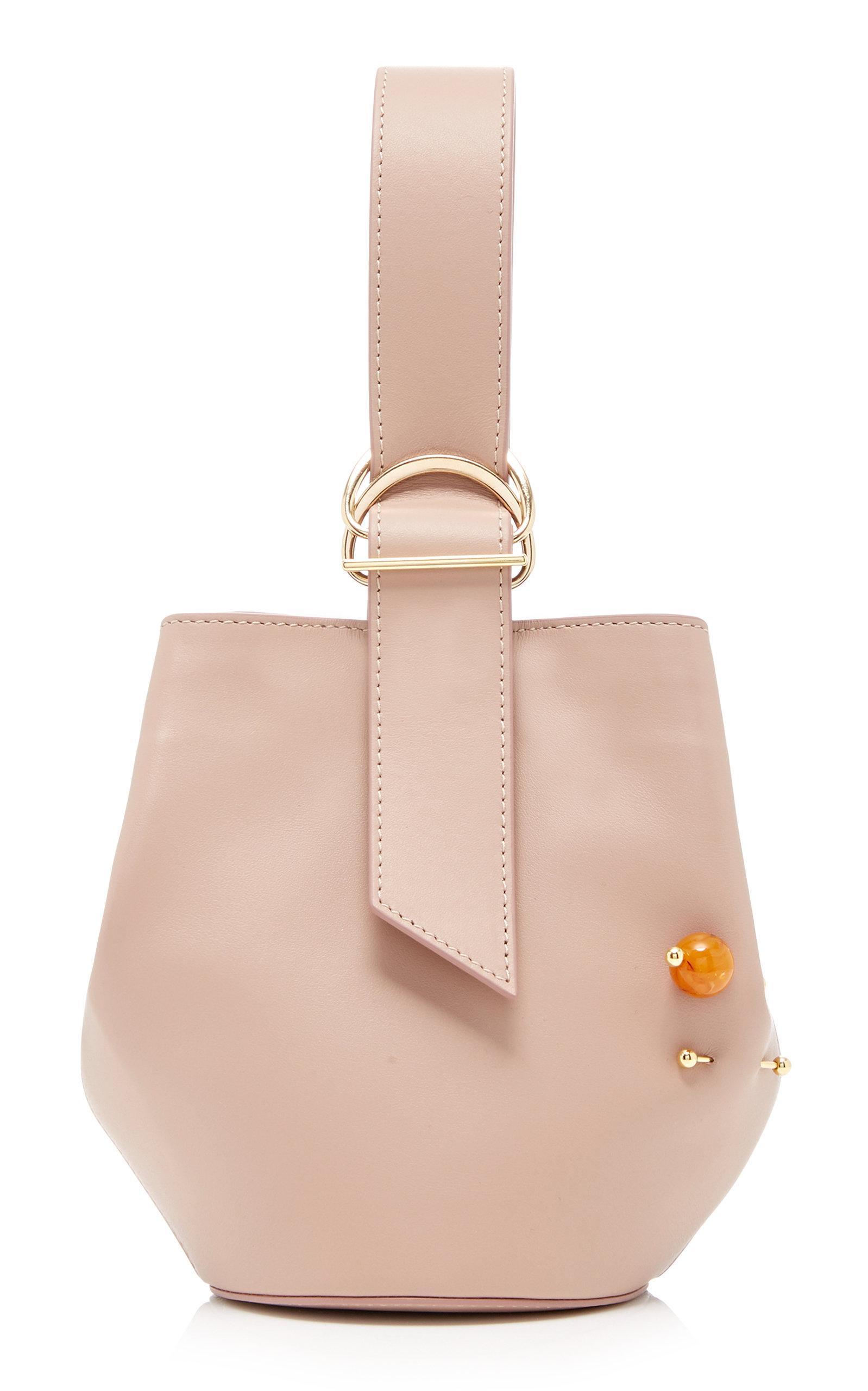 Adeam Double Piercing Bag In Pink