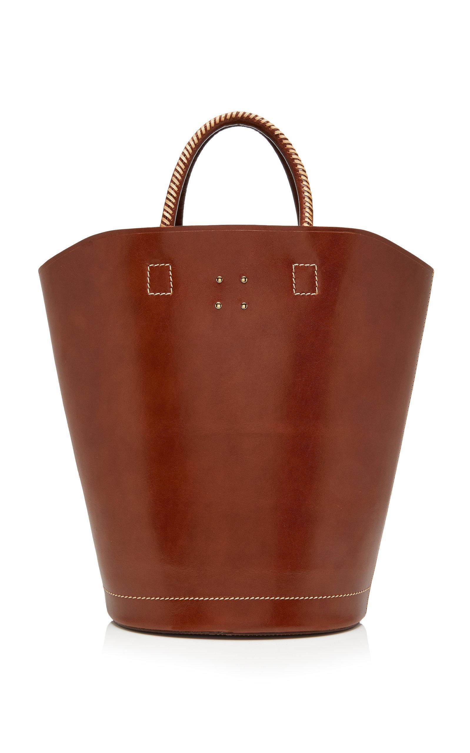 Trademark Oversized Margaret Tote In Brown