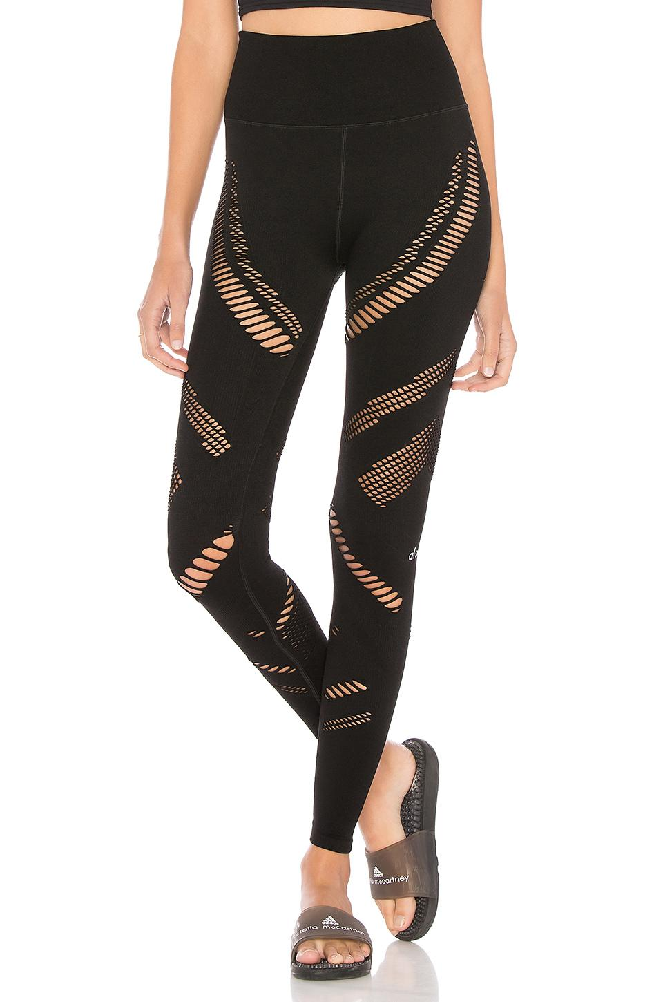 6e04bbac65 Alo Yoga Seamless Radiance High Waist Capri Leggings In Black | ModeSens