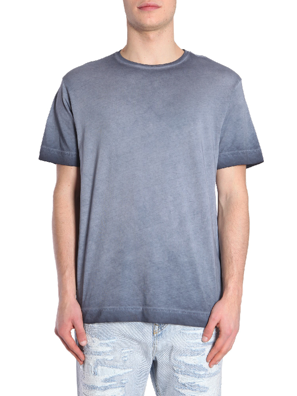 Diesel Black Gold Teose T-Shirt In Blue