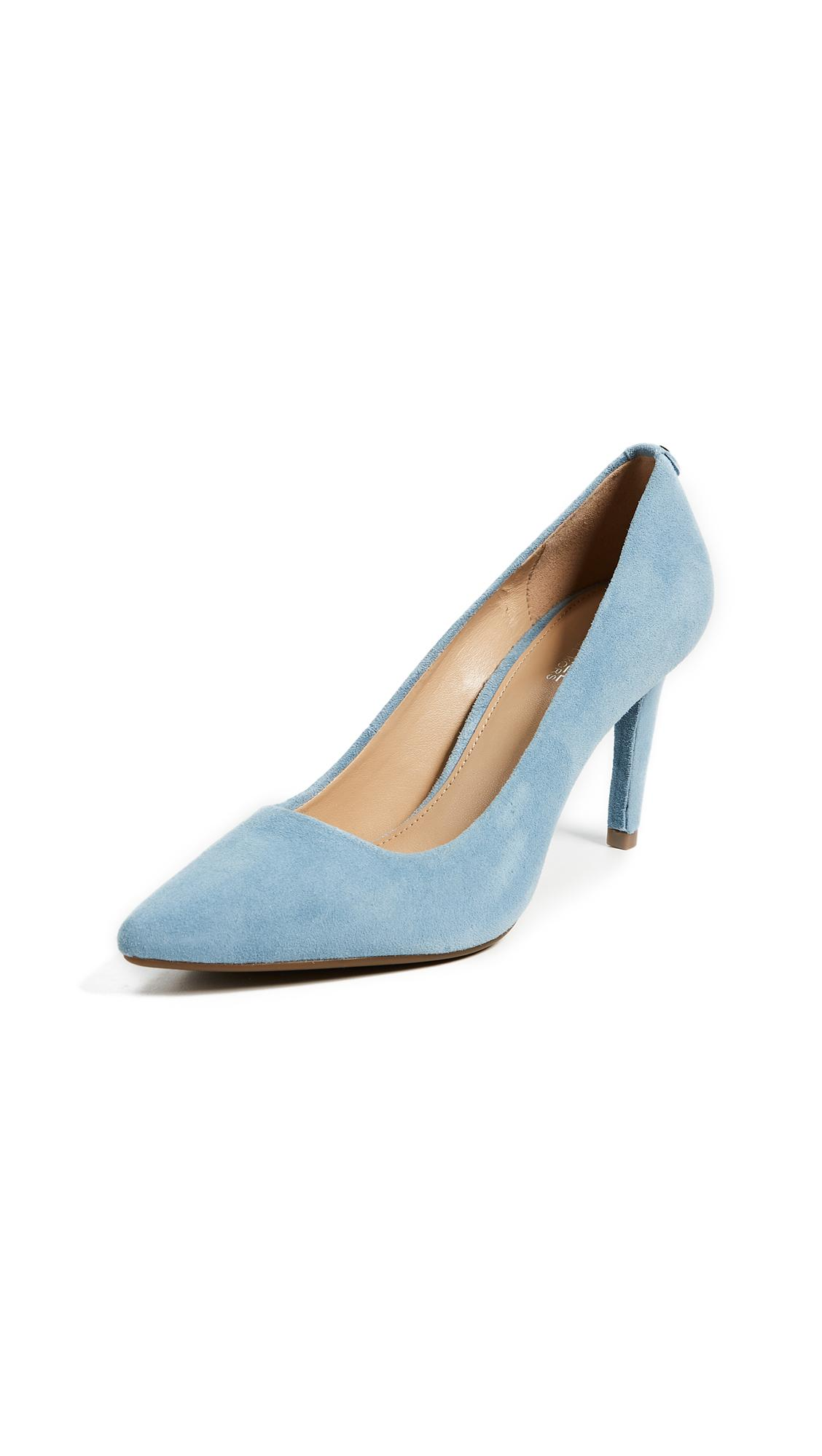 17494077c3 Michael Michael Kors Dorothy Flex Pumps In Pale Blue | ModeSens