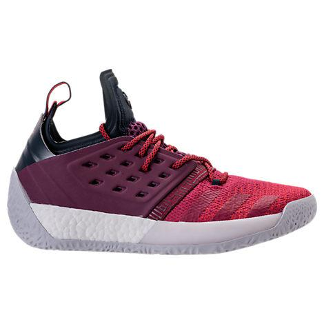 62acc454b75 ADIDAS ORIGINALS. Basketball X Harden Vol 2 All American Sneakers In Red  Ah2124 ...