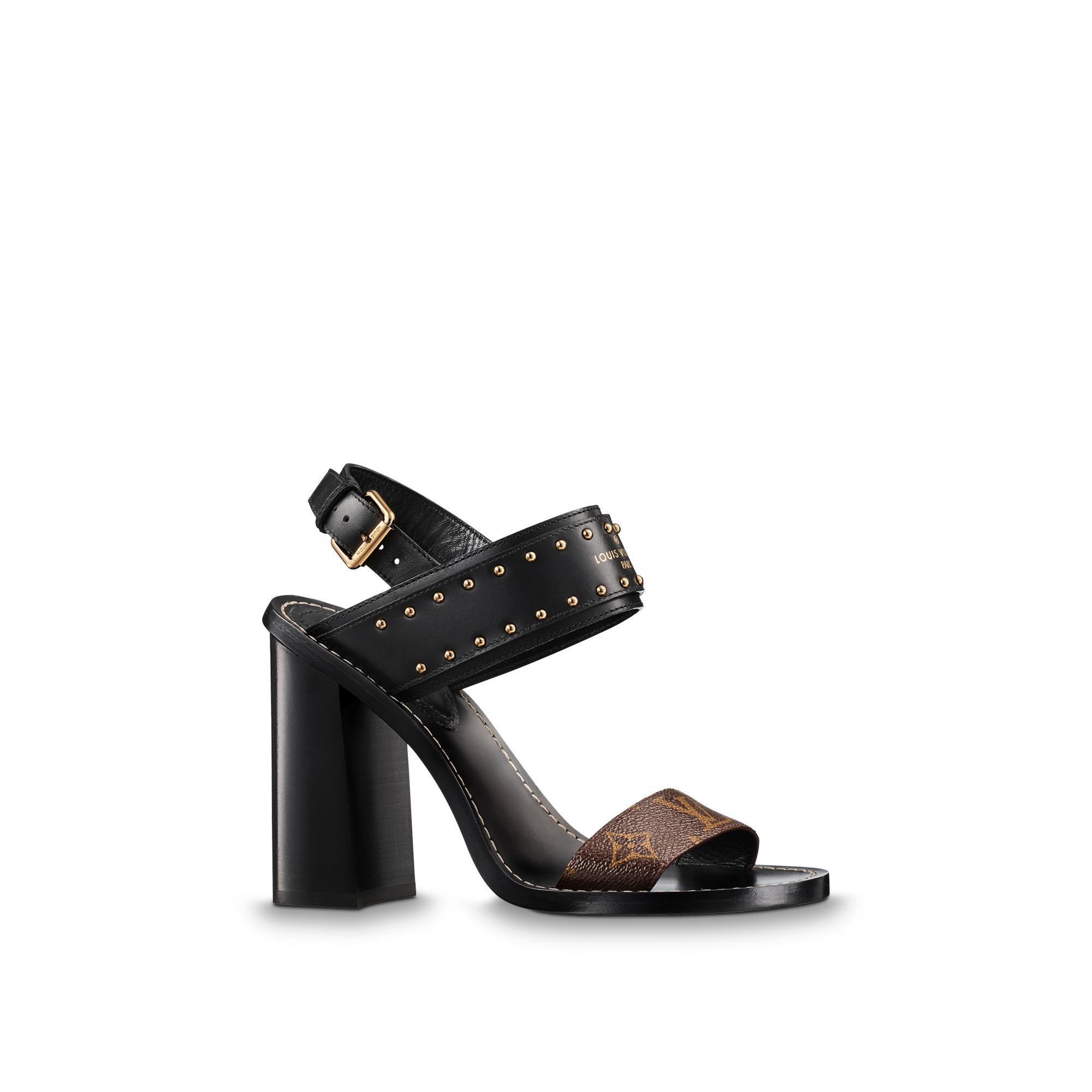 f2609ed7ddf Louis Vuitton Nomad Sandal