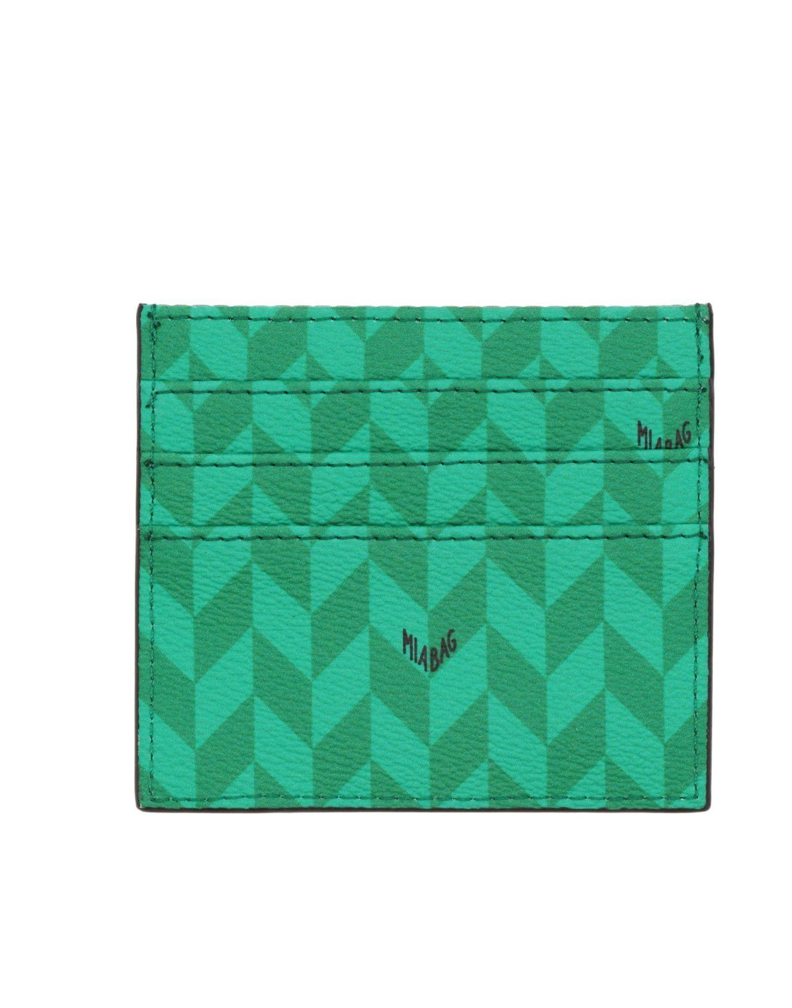 Mia Bag Document Holder In Green