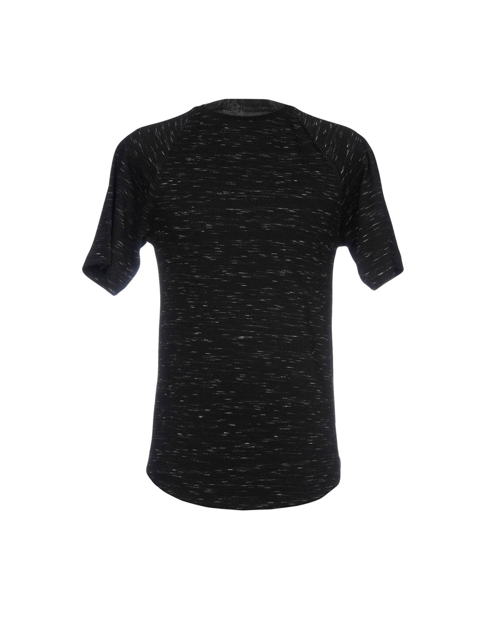 Public School T-Shirt In Black