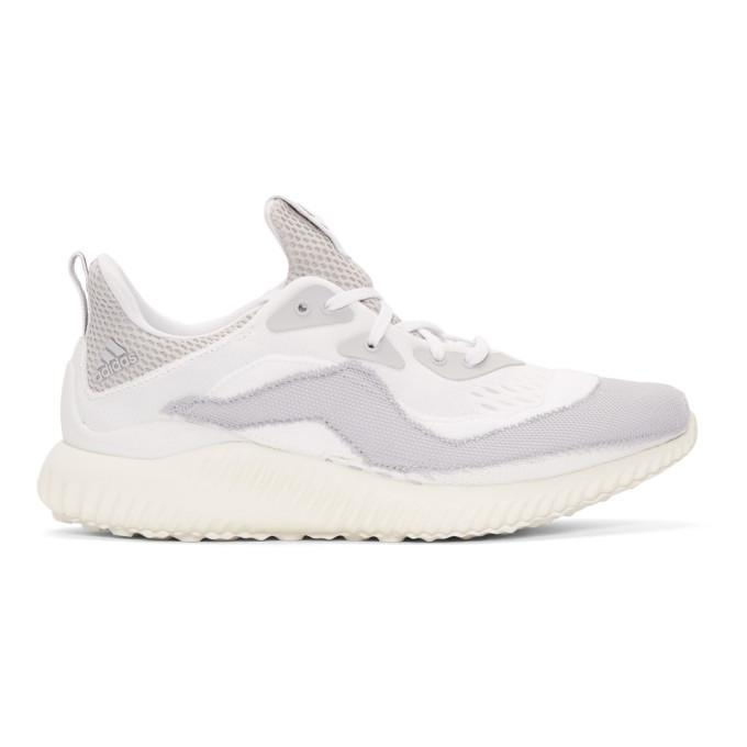 edebf66be Adidas By Kolor Adidas X Kolor White Alphabounce Sneakers
