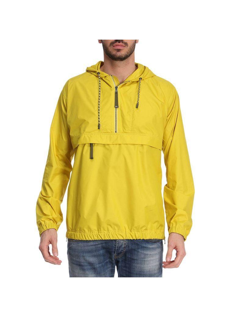 Diesel Black Gold Jacket Jacket Men  In Yellow