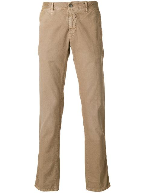 Incotex Straight-Leg Chinos