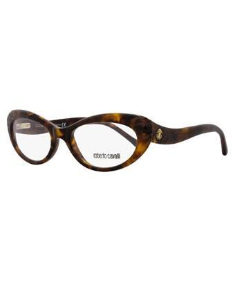 Roberto Cavalli Cateye Eyeglasses Rc778 D'arros 052 Size: 53mm Havana 778