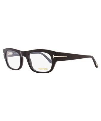 Tom Ford Rectangular Eyeglasses Tf5415 001 Size: 50mm Black/gold Ft5415