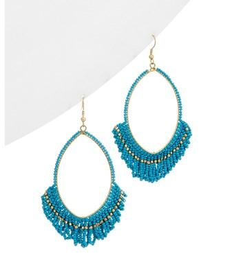 Kenneth Jay Lane Gold Plated Drop Earrings In Nocolor