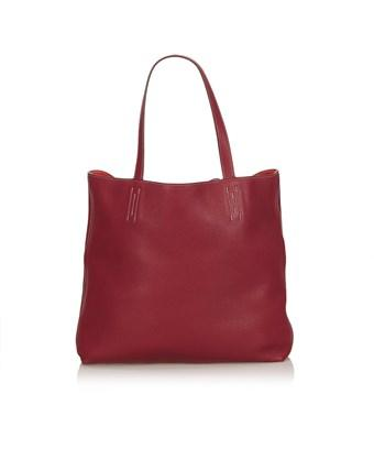 Hermes Pre-owned: Double Sens 30 In Red