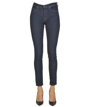 Diesel Black Gold Women's  Blue Cotton Jeans
