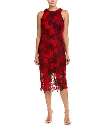 Alexia Admor Sheath Dress In Nocolor