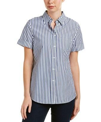 Ag Easton Shirt In Blue