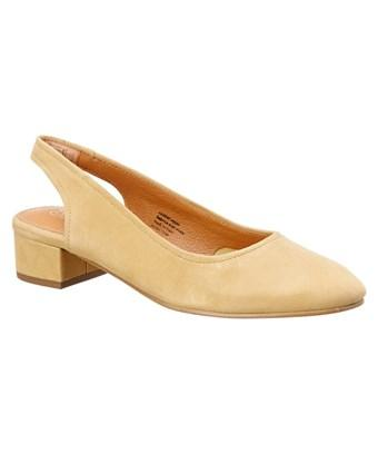 Seychelles Electric Suede Slip-on In Yellow