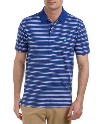 Brooks Brothers Polo Shirt In Blue