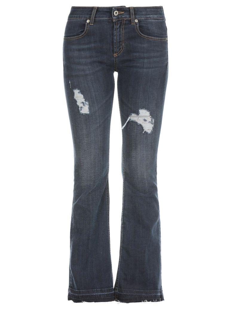 Dondup Trumpette Jeans In Blue