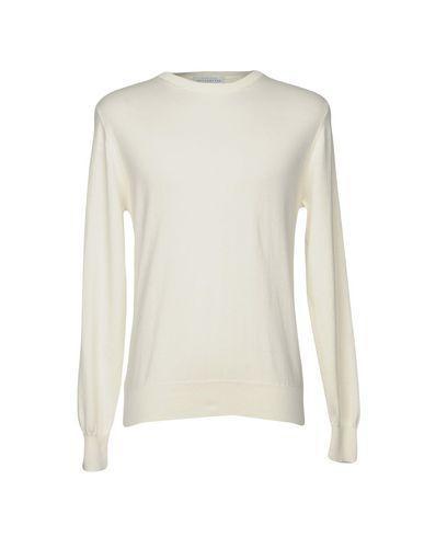Ballantyne Sweaters In Ivory