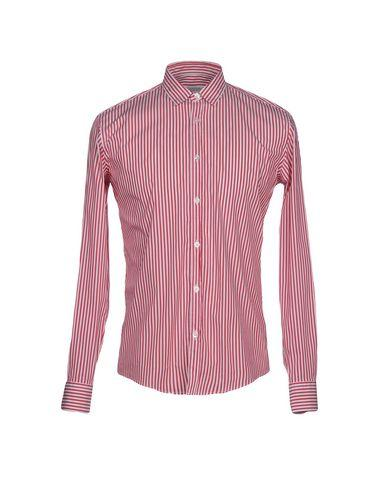 Daniele Alessandrini Shirts In Red