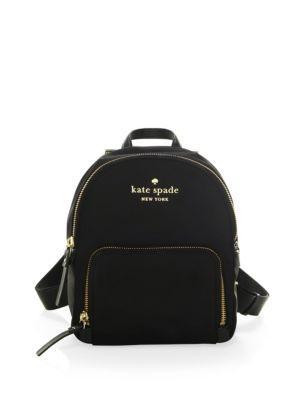 Kate Spade Watson Lane Small Hartley Backpack In Black