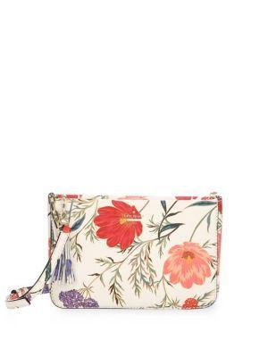 Kate Spade Kingston Drive Blossom Alessa Shoulder Bag In Multi