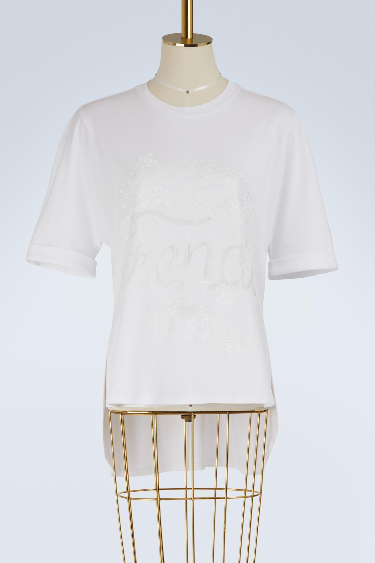 Fendi T-shirt In F0znm