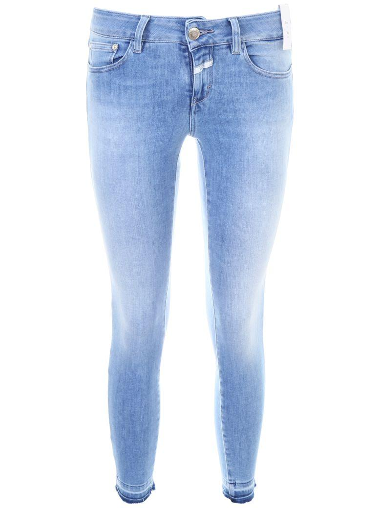 Closed Baker Jeans In Soft Mid Blue (blue)