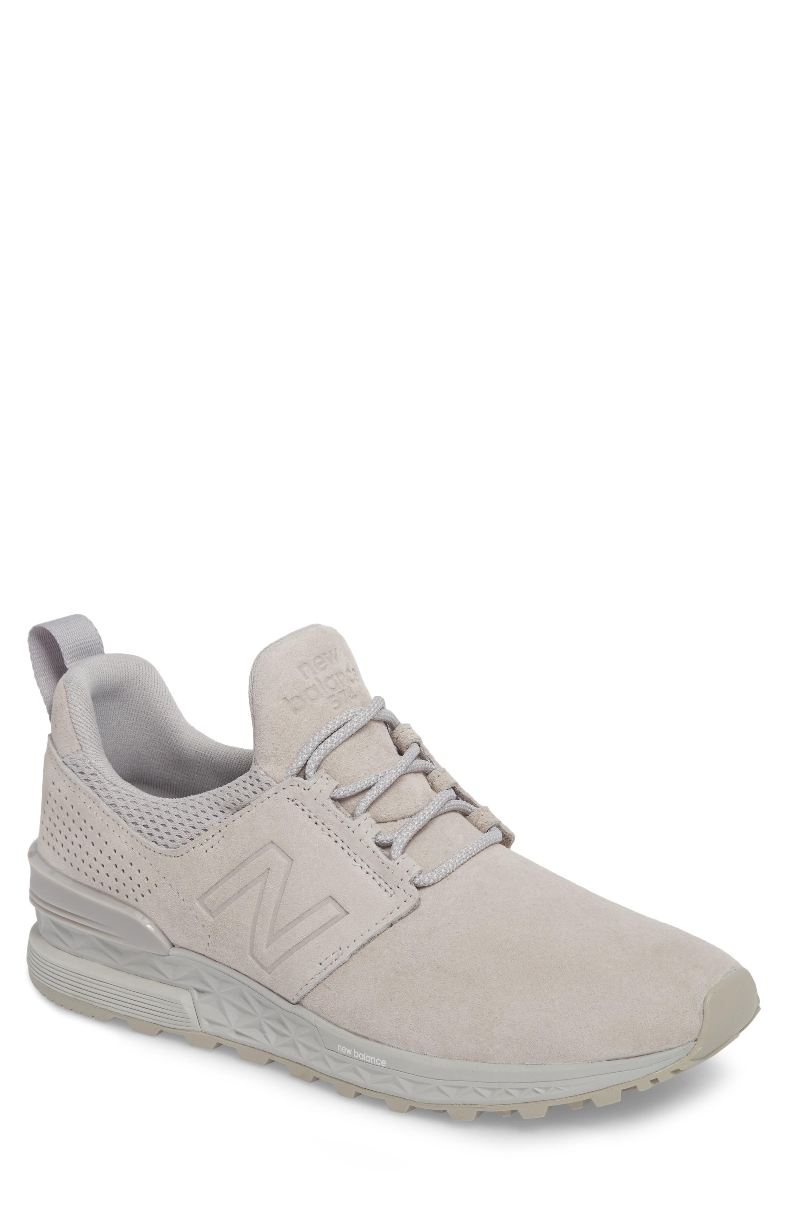 New Balance 574 Decon Sneaker In Overcast