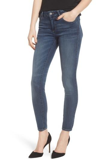 Dl 1961 Margaux Instasculpt Ankle Skinny Jeans In Paramount