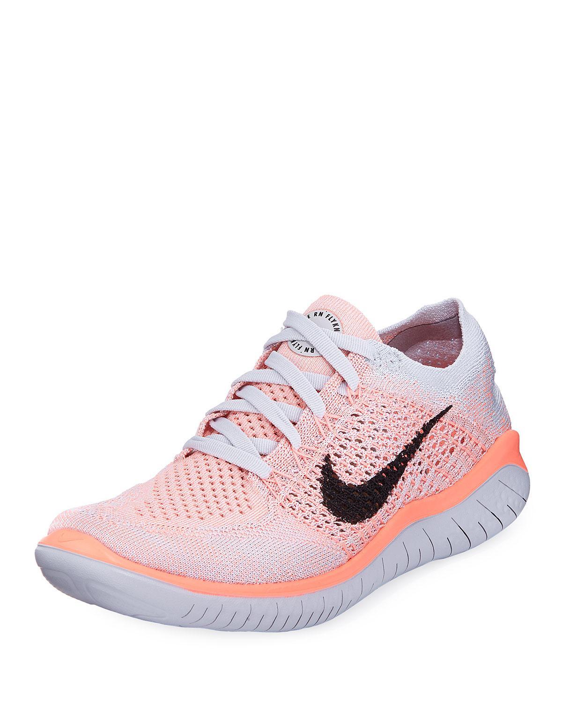 560e8faf94f1 Nike Women s Free Rn Flyknit 2018 Running Shoes