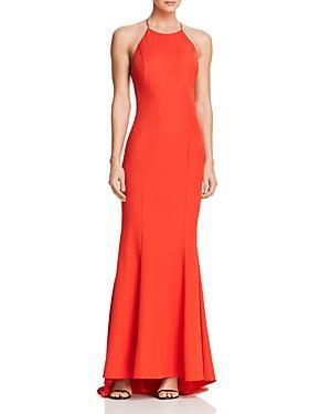 Jarlo Zoe Mermaid Gown - 100% Exclusive In Red