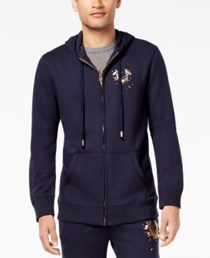 c524b21cf True Religion Men's Shattered Logo Hoodie In Ace Blue | ModeSens