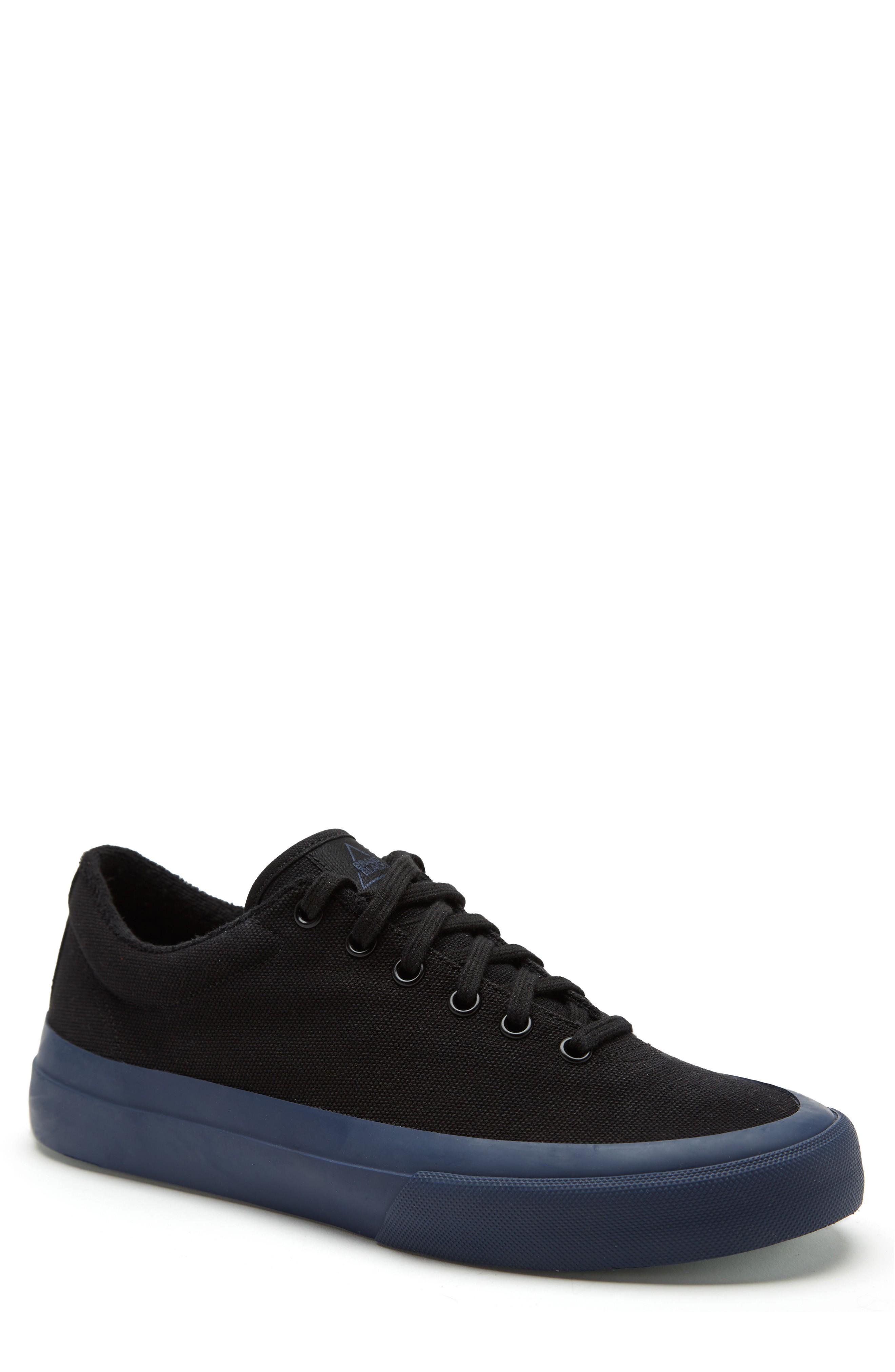 8db718bea7d9 Brandblack Vesta Low Top Sneaker In Black  Navy