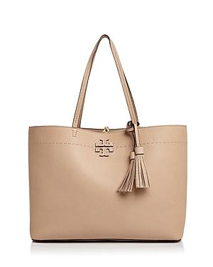 679d1694f3d Style Name  Tory Burch Mcgraw Leather Laptop Tote. Style Number  5419008.  Available in stores.